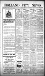 Holland City News, Volume 52, Number 7: February 15, 1923