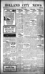 Holland City News, Volume 52, Number 12: March 22, 1923