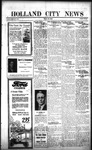 Holland City News, Volume 52, Number 13: March 28, 1923