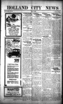 Holland City News, Volume 52, Number 14: April 5, 1923