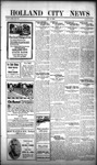 Holland City News, Volume 52, Number 15: April 12, 1923