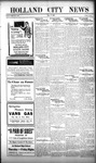 Holland City News, Volume 52, Number 20: May 17, 1923