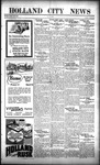 Holland City News, Volume 52, Number 31: August 2, 1923