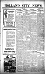Holland City News, Volume 52, Number 33: August 16, 1923