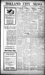 Holland City News, Volume 52, Number 35: August 30, 1923