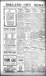 Holland City News, Volume 52, Number 38: September 20, 1923 by Holland City News