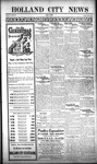 Holland City News, Volume 52, Number 49: December 6, 1923