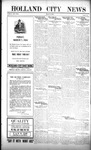 Holland City News, Volume 53, Number 10: March 6, 1924
