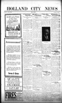 Holland City News, Volume 53, Number 14: April 3, 1924