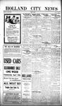 Holland City News, Volume 53, Number 15: April 10, 1924