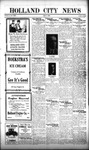Holland City News, Volume 53, Number 16: April 17, 1924