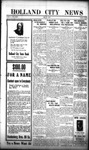 Holland City News, Volume 53, Number 20: May 15, 1924