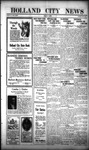 Holland City News, Volume 53, Number 32: August 7, 1924