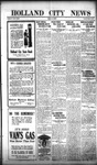 Holland City News, Volume 53, Number 34: August 21, 1924