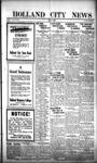 Holland City News, Volume 53, Number 36: September 4, 1924