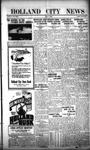 Holland City News, Volume 53, Number 37: September 11, 1924