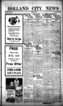 Holland City News, Volume 53, Number 38: September 18, 1924 by Holland City News
