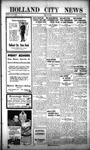 Holland City News, Volume 53, Number 39: September 25, 1924
