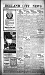 Holland City News, Volume 53, Number 40: October 2, 1924