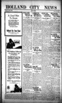 Holland City News, Volume 53, Number 42: October 16, 1924