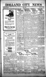 Holland City News, Volume 53, Number 43: October 23, 1924 by Holland City News