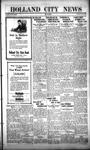 Holland City News, Volume 53, Number 43: October 23, 1924