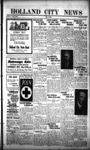 Holland City News, Volume 53, Number 45: November 6, 1924 by Holland City News