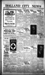 Holland City News, Volume 53, Number 45: November 6, 1924