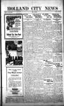 Holland City News, Volume 53, Number 47: November 20, 1924
