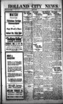 Holland City News, Volume 53, Number 48: November 27, 1924 by Holland City News