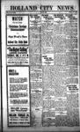 Holland City News, Volume 53, Number 48: November 27, 1924