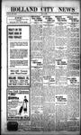 Holland City News, Volume 53, Number 49: December 4, 1924