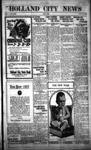 Holland City News, Volume 53, Number 53: January 1, 1925