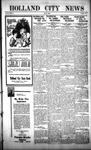Holland City News, Volume 54, Number 1: January 8, 1925