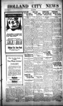 Holland City News, Volume 54, Number 2: January 15, 1925