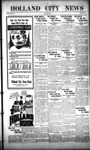 Holland City News, Volume 54, Number 3: January 22, 1925