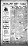 Holland City News, Volume 54, Number 10: March 11, 1925