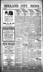 Holland City News, Volume 54, Number 11: March 19, 1925