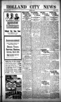 Holland City News, Volume 54, Number 12: March 26, 1925