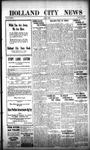 Holland City News, Volume 54, Number 13: April 2, 1925