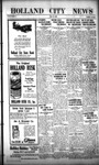 Holland City News, Volume 54, Number 19: May 14, 1925