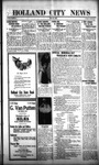 Holland City News, Volume 54, Number 21: May 28, 1925