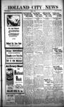 Holland City News, Volume 54, Number 24: June 18, 1925