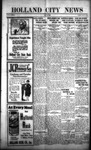 Holland City News, Volume 54, Number 28: July 16, 1925 by Holland City News