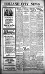 Holland City News, Volume 54, Number 29: July 23, 1925