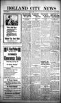 Holland City News, Volume 54, Number 30: July 30, 1925