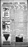 Holland City News, Volume 54, Number 31: August 6, 1925