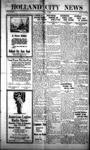 Holland City News, Volume 54, Number 32: August 13, 1925 by Holland City News