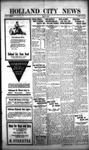 Holland City News, Volume 54, Number 36: September 10, 1925 by Holland City News