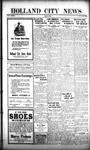 Holland City News, Volume 54, Number 38: September 24, 1925 by Holland City News